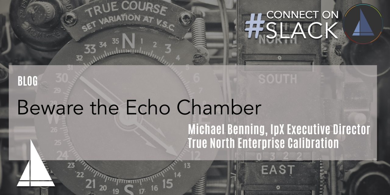 Michael Benning, Beware the Echo Chamber, RISE, DEI