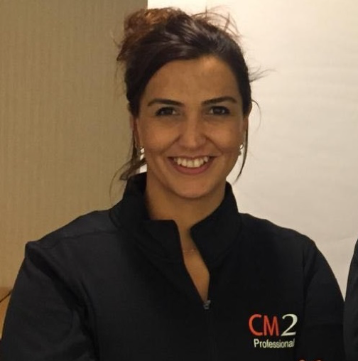 Nuray Cömert, CM2-P, Chief of Configuration and Product Management Division, Roketsan