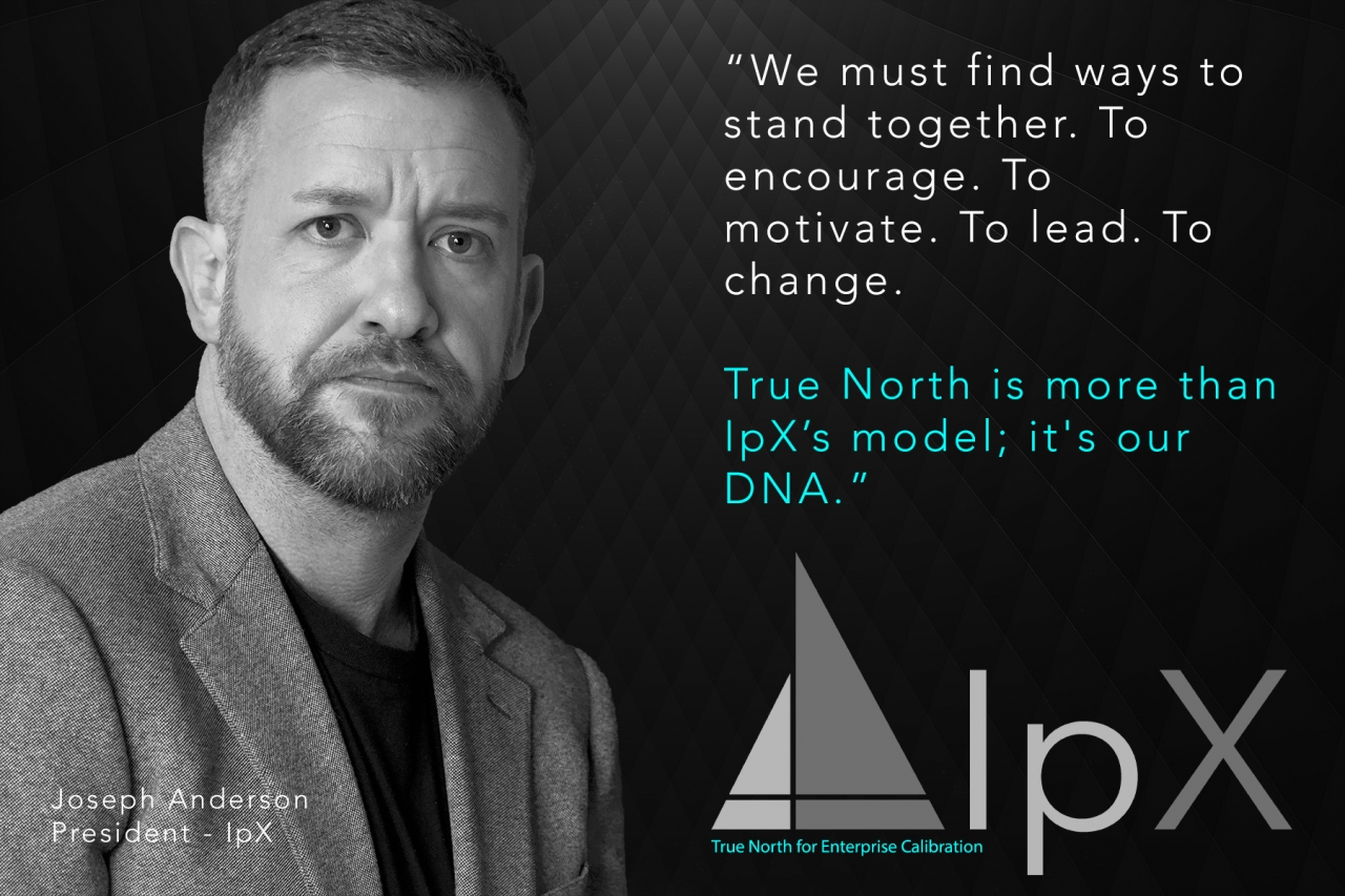 Stay the Course: A Message to the IpX Community from President Joseph Anderson